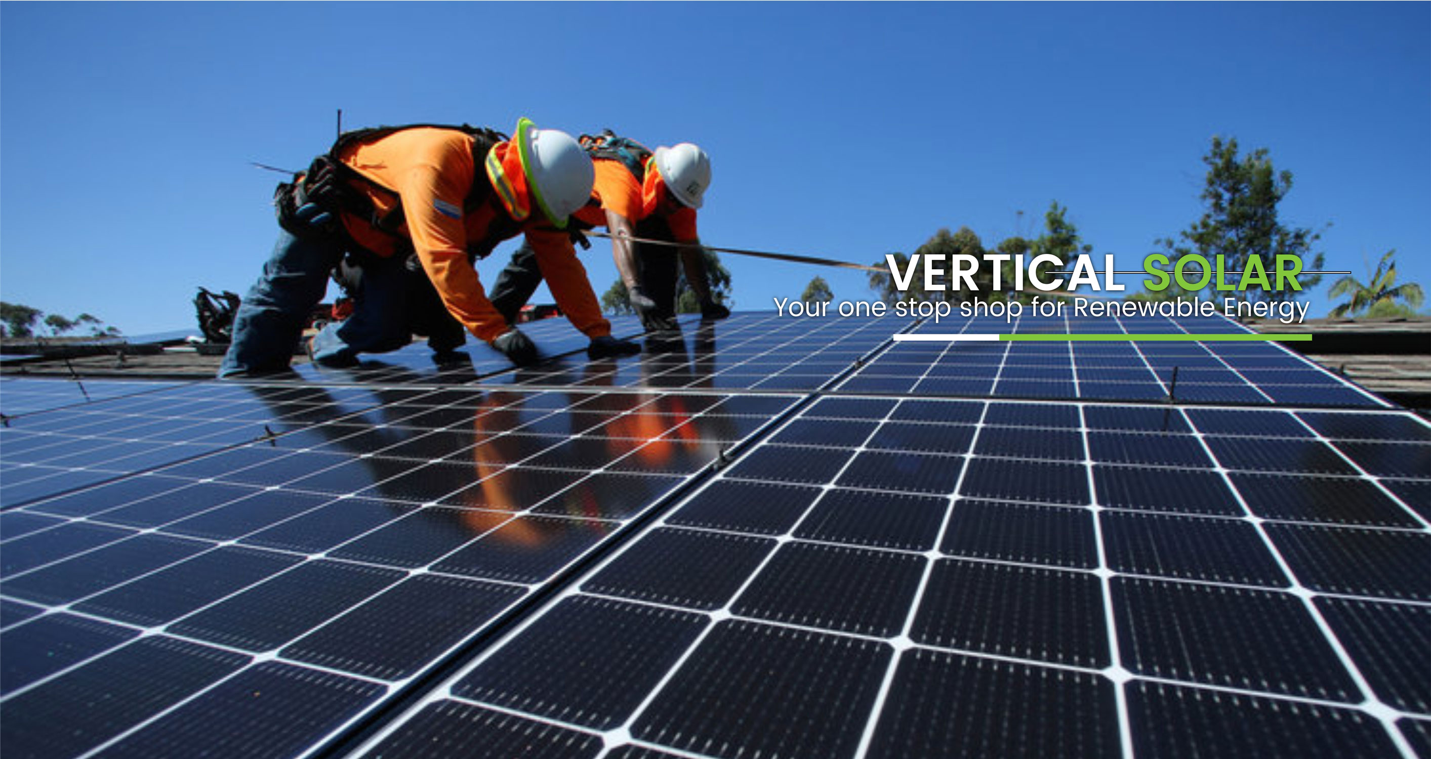 Vertical Solar ...your one stop shop for renewable energy